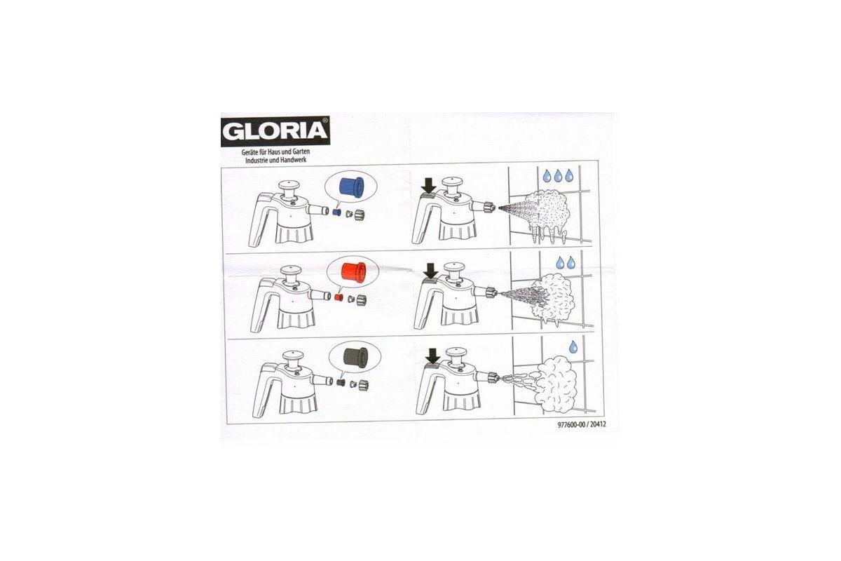 gloria foam master fm10