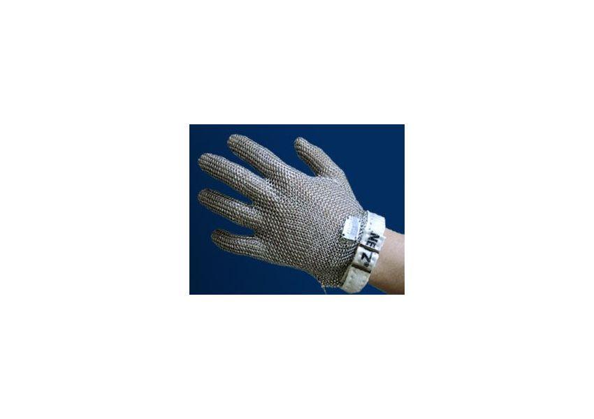Kovová pletená rukavica - zápästná STANDARD