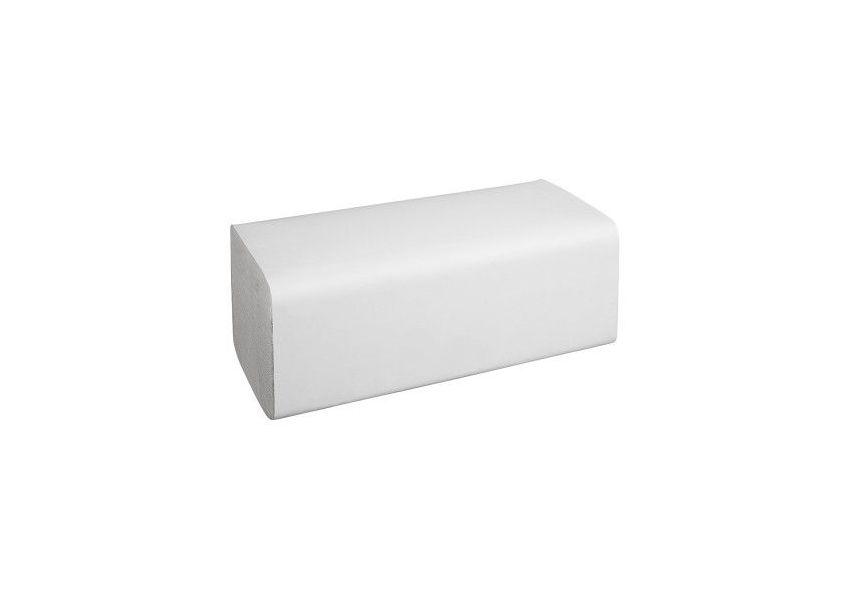 Hygienické skladané utierky ZZ, 1 vrstvové, 25 x 23 cm, 5000 ks