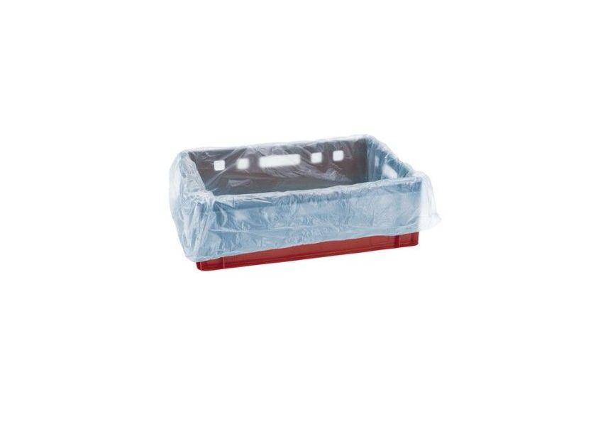 LDPE sáčky do prepravky transparentné, balenie 600 ks