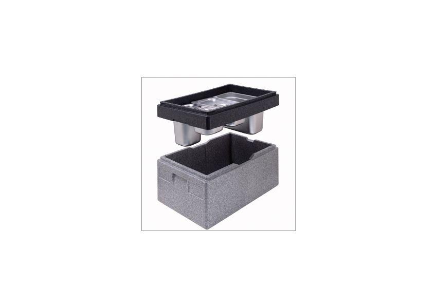 Vložka na termo box 600x400x85
