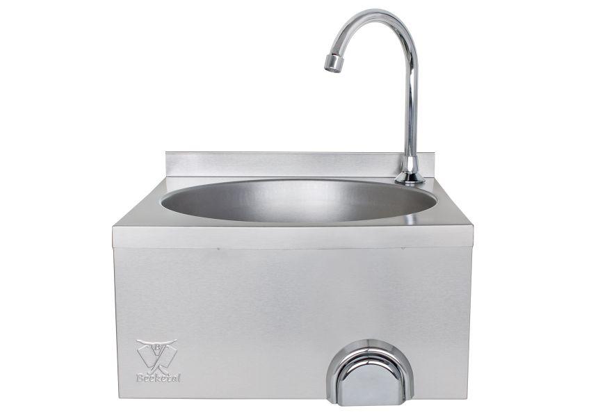 Nerezové umývadlo na ruky HWB-III