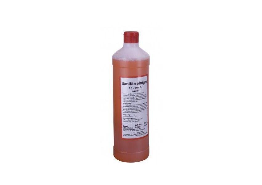 Sanitárny čistiaci prostriedok, EP-210 S