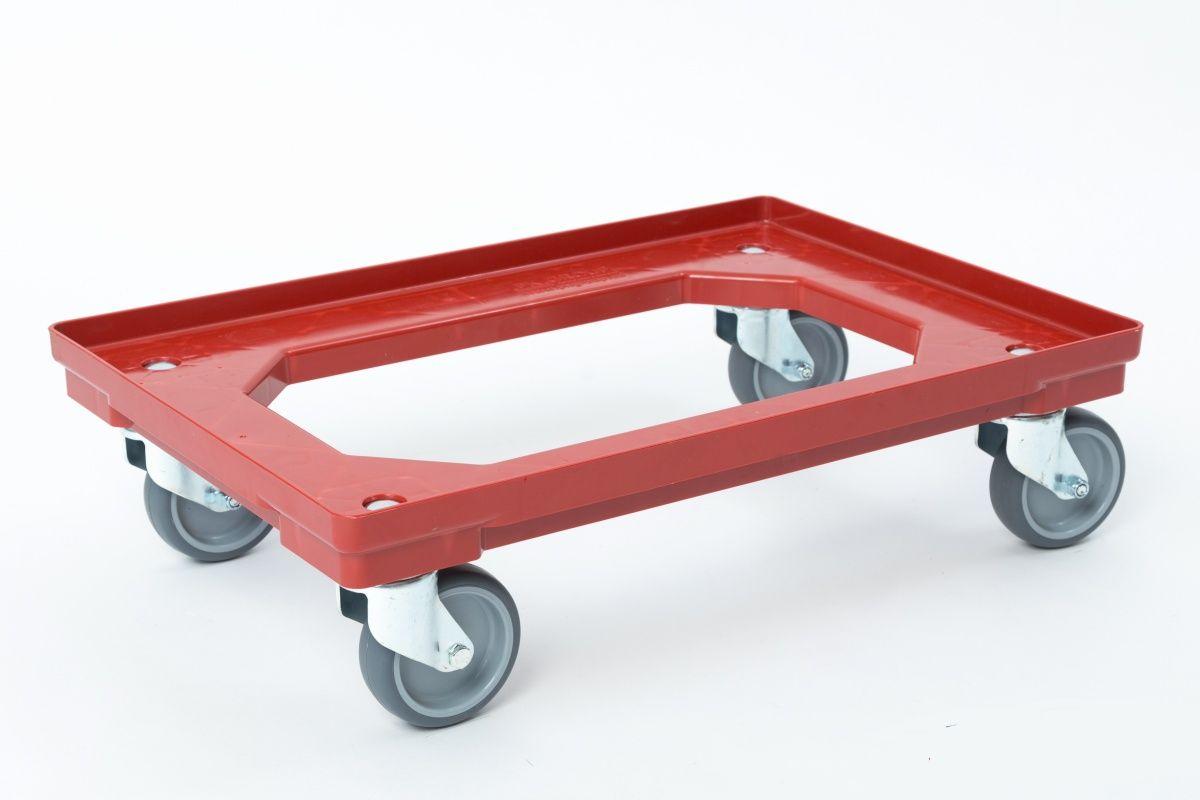Vozík, plast.kolieska (600x400mm)